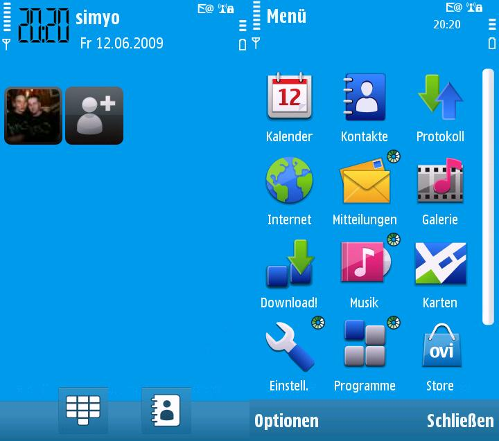 screenshot0072 S60 5th Edition Themes for Nokia N97, Nokia 5800, 5530 XpressMusic and Samsung I8910 Omnia HD