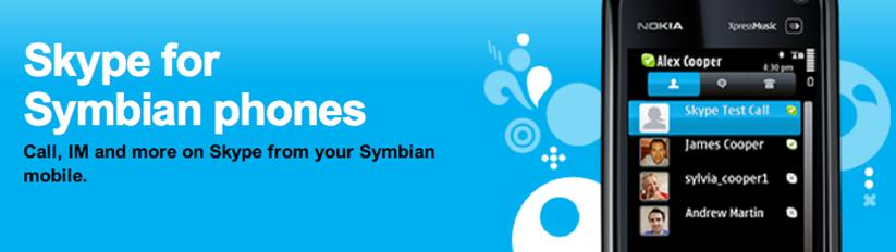 Skype For Symbian Is Here