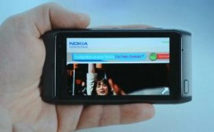 Nokia N8 Multitouch