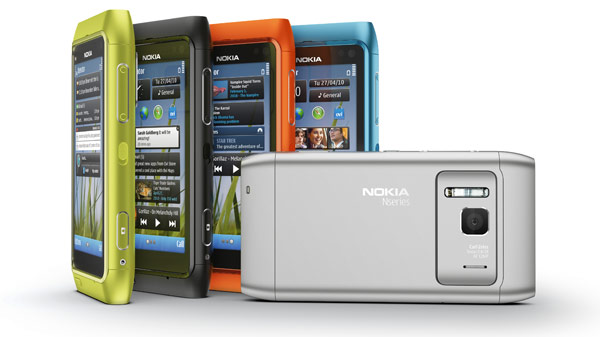 nokia n8 smartphone Nokia N8 Confirmed to Support DivX/Xvid