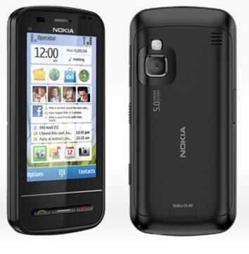 nokia c6-00 android software