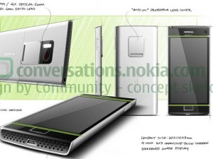 nokia u design by community