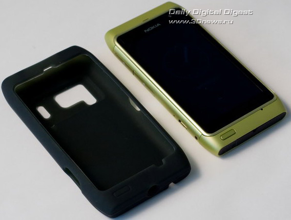 Nokia N8 silicone case Nokia N8 Poll: Free Silicone Case or for Free Stylus?