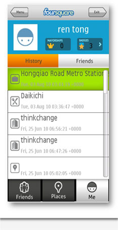symbian foursquare history S60 5th Edition Freeware Downloads for Nokia 5800, N97, 5530, C6, 5230, X6 and Samsung I8910