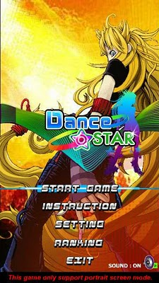 Dance Star S60 5th Edition Freeware Downloads for Nokia 5800, N97, 5530, C6, 5230, X6 and Samsung I8910