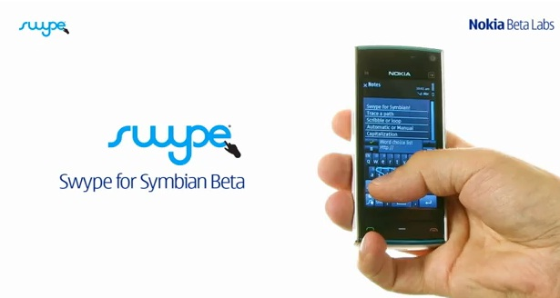 Symbian Swype Nokia Download: Swype 2.1 for Symbian, Supports Belle