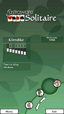 astraware solitaire S60 5th Edition Freeware Downloads for Nokia 5800, N97, 5530, C6, 5230, X6 and Samsung I8910