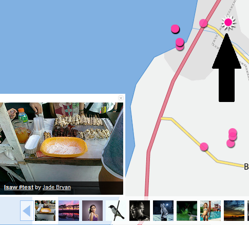 flickr geotagging step 3