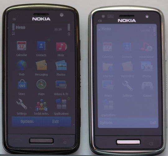 Nokia C6-01 Clear Black Technology