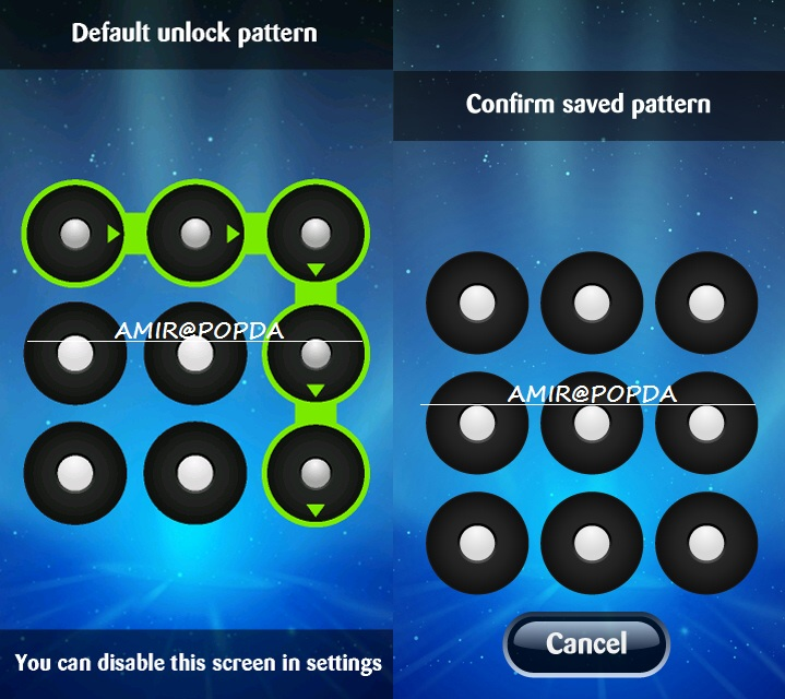 think change maze lock S60 5th Edition Freeware Downloads for Nokia 5800, N97, 5530, C6, 5230, X6 and Samsung I8910