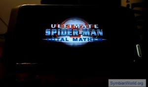 spider-man total mayhem on nokia n8