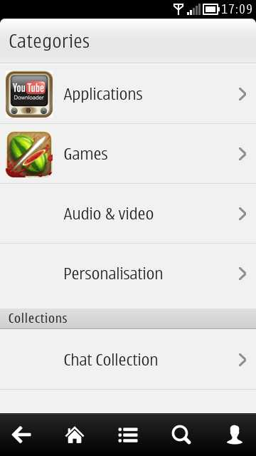 Download: Nokia Store QML Beta Client with MeeGo, Belle UI