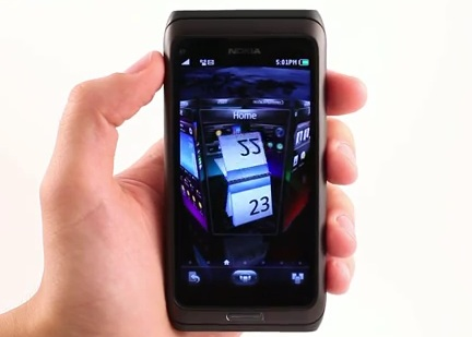 SPB Shell 3D for Nokia Symbian E7 Download: SPB Shell 3D for Symbian [Video and Screen Shots]