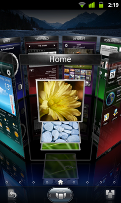 SPB Shell 3D for Symbian Nokia shots 1 Download: SPB Shell 3D for Symbian [Video and Screen Shots]